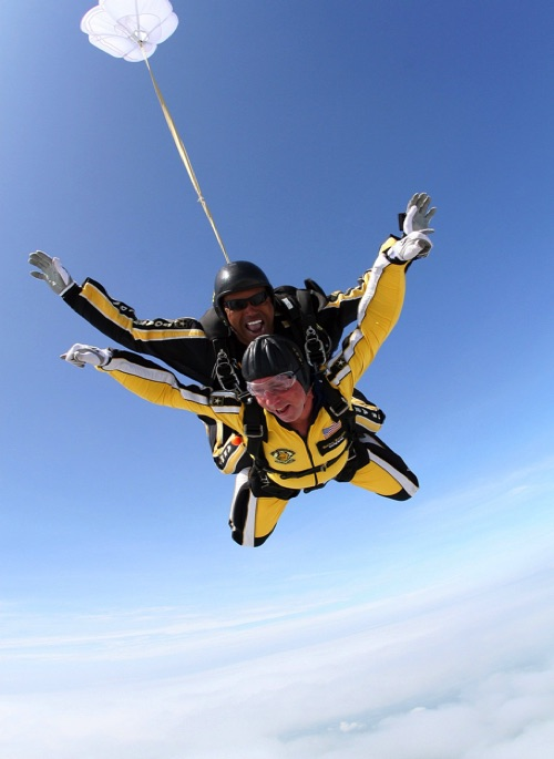Cape Cod skydiving image